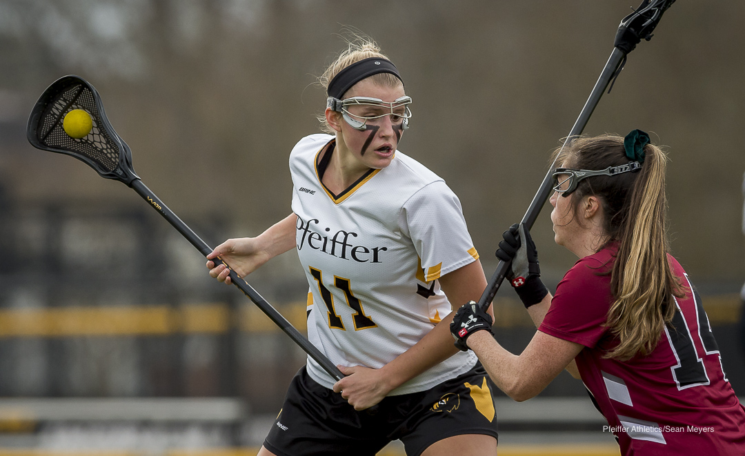 Meagan Bourque Scores 100th Career Goal in 14-9 Win Over Greensboro