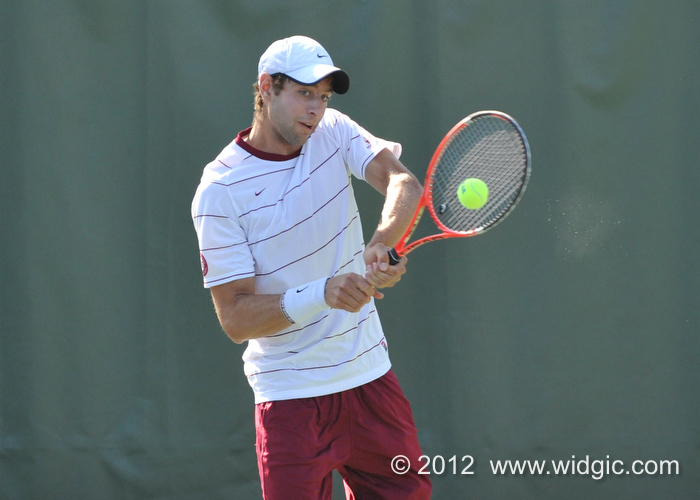Playing Since He Was A Youngster, Lamble Prepared For ITA All-Americans This Weekend