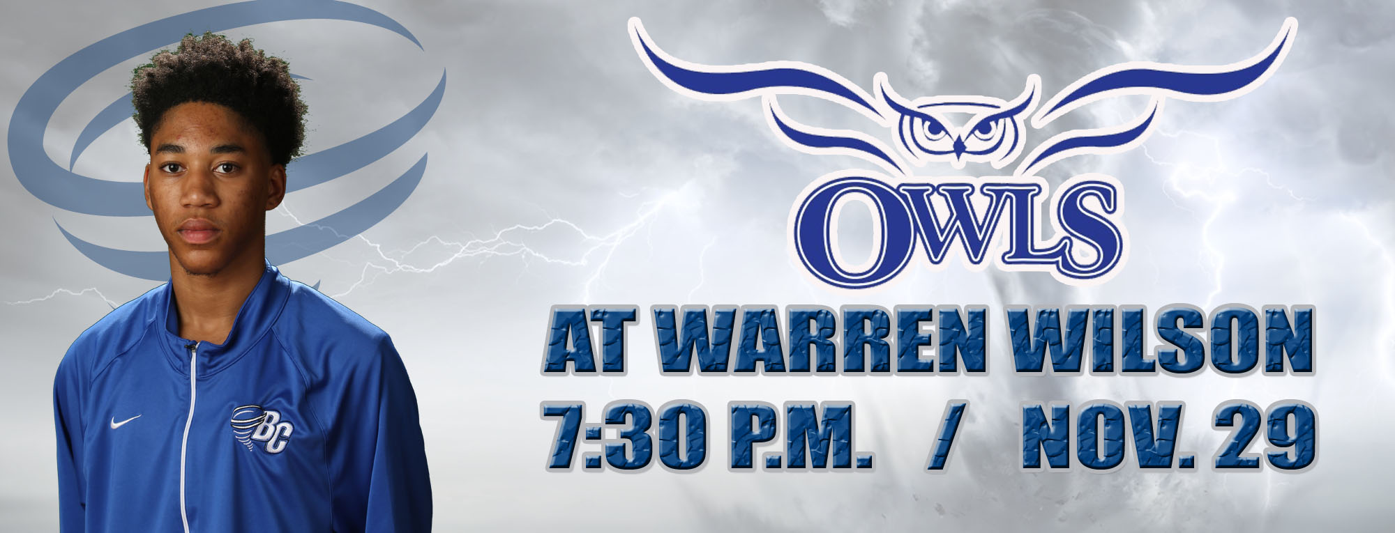 Tornados Trek to Warren Wilson on Wednesday