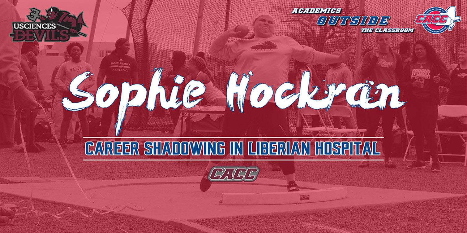 Academics Outside the Classroom: Women's Track & Field's Sophie Hockran