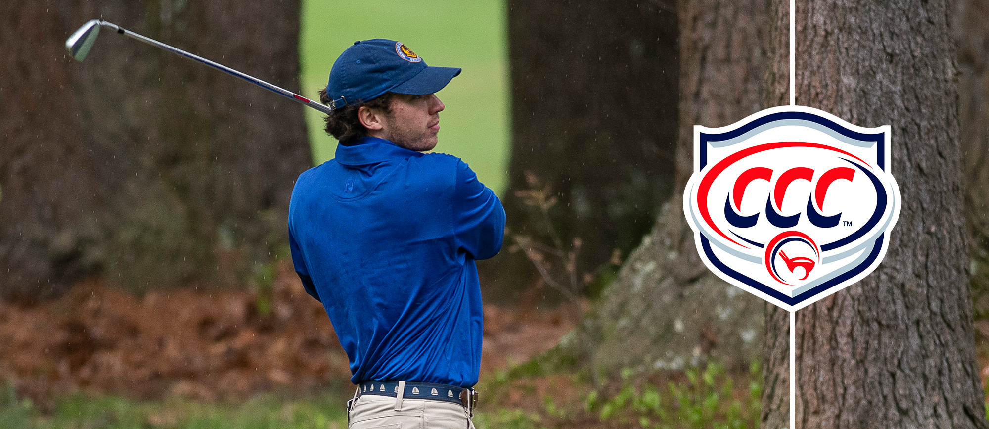 Ryan Zogby Named CCC Golfer of the Week