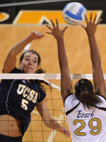 Gauchos Snap Losing Skid With Sweep of Texas State