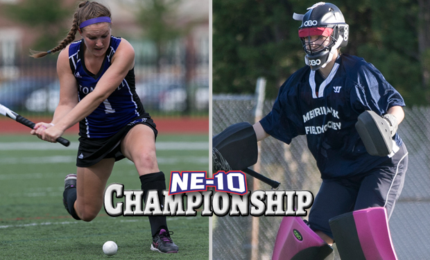 Stonehill and Merrimack Advance to NE-10 Field Hockey Semifinals