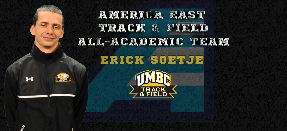 Soetje Named Indoor #AETF All-Academic Selection