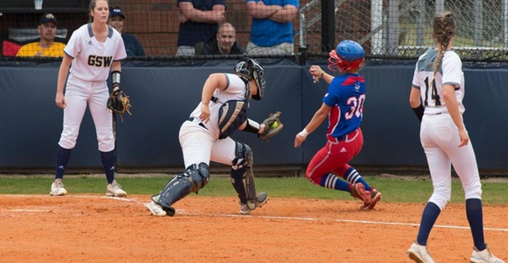Late Rally Gives Lady Canes Split Win