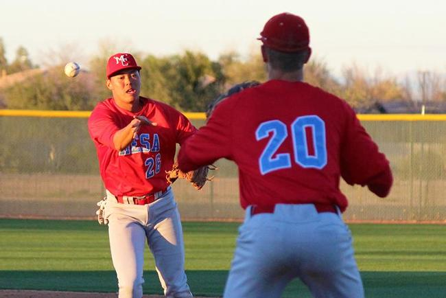 Late Rally Not Enough at Chandler-Gilbert for Mesa in 14-8 Loss