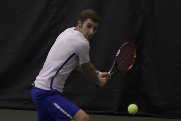 Men's Tennis Claims GLIAC Tournament Title With 5-2 Win Over Ferris State