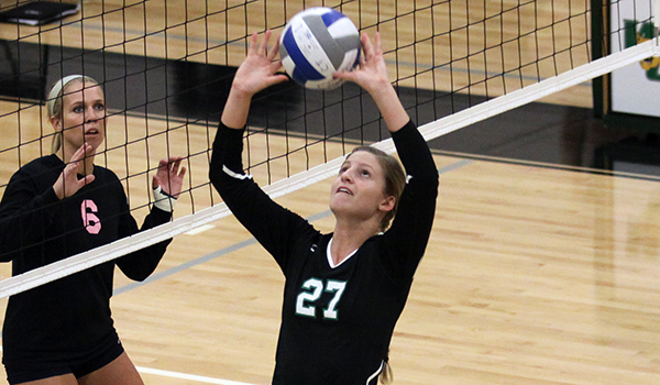 Alex Siolos' Second Career Triple-Double Not Enough As Wilmington Volleyball Goes 0-2 at ESU Invitational