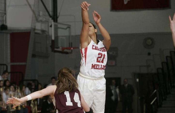 Women's Basketball Falls Short at #24 New York After Second Half Comeback