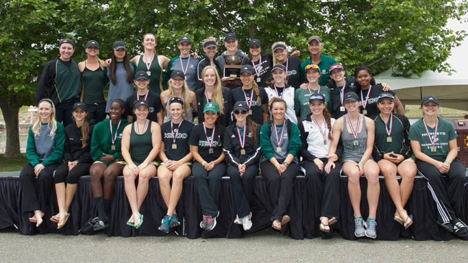 ROWING MEDALS IN FOUR GRAND FINALS, WINS THE WIRA TEAM CHAMPIONSHIP
