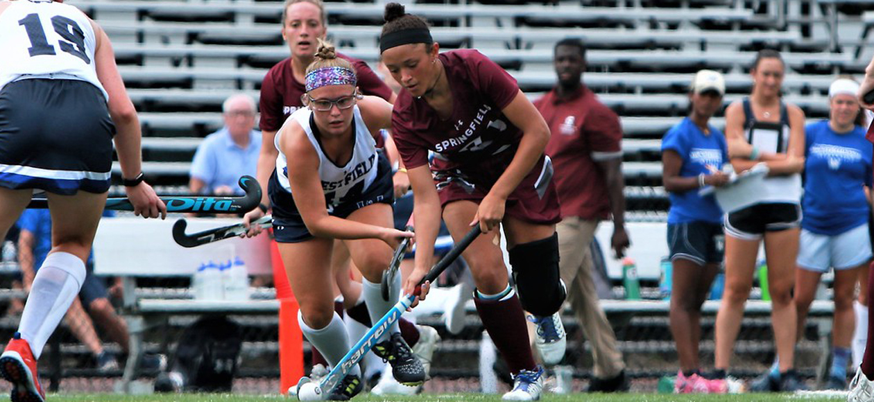 Field Hockey Surges Past Western New England, 11-2; Ties Program Record For Goals in a Game