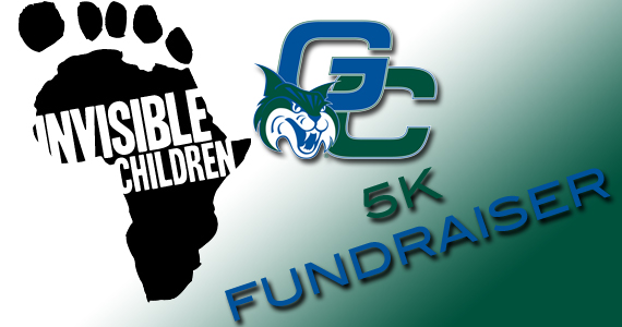 Georgia College 5K Race to Support the Invisible Children Foundation