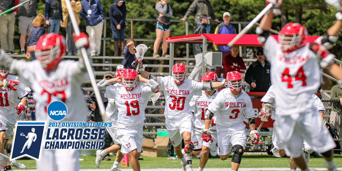 No. 4 Wesleyan Hosts New England College in Second Round of NCAA Championships