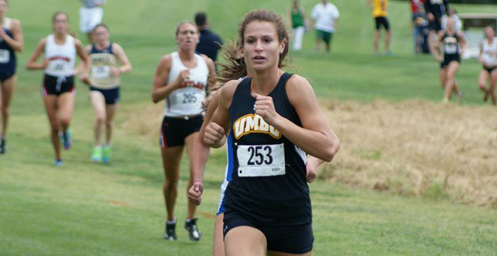 Mezebish Leads UMBC Women to Fifth-Place Finish for Best-Ever Finish at America East Championships
