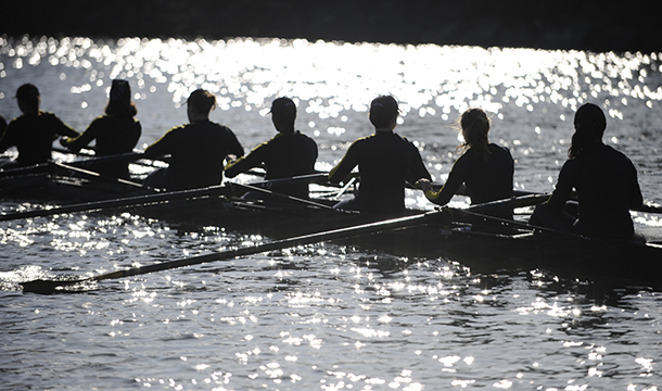 Ten Rowers Named To ECAC All-Academic Team