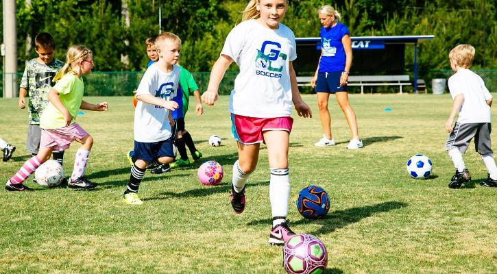 GC Soccer Youth Camp Session #2 Right Around the Corner