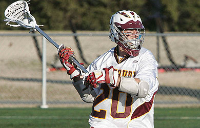 Cannone nets seven as No. 1 Salisbury flies past Marymount