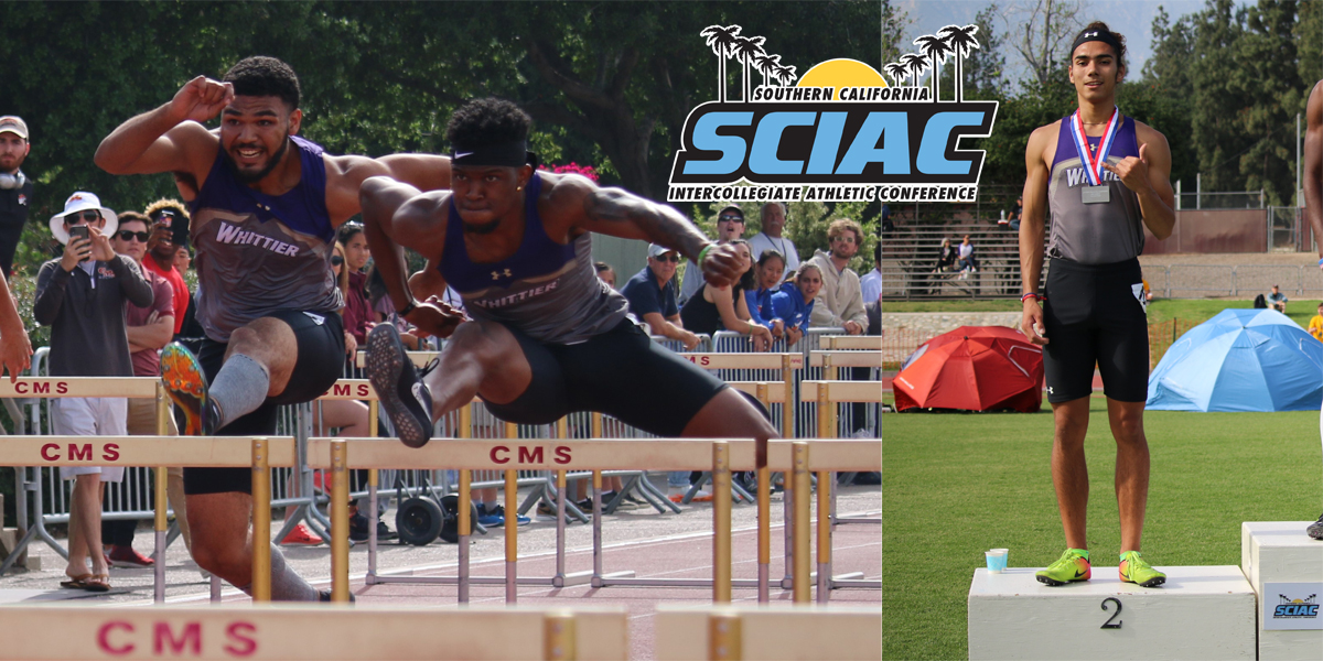 Men's Track & Field: Places 5th at SCIAC Championships