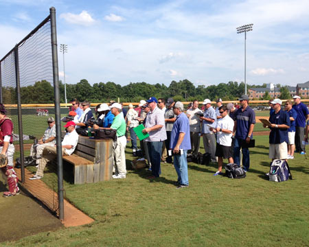 Big League Scouts Abound at GPC Scout Day