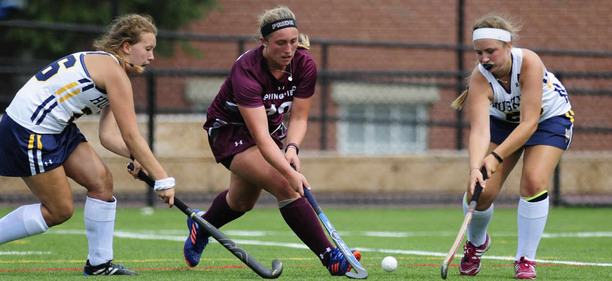 Field Hockey Defeats Southern Maine, 2-0, in Season Opener