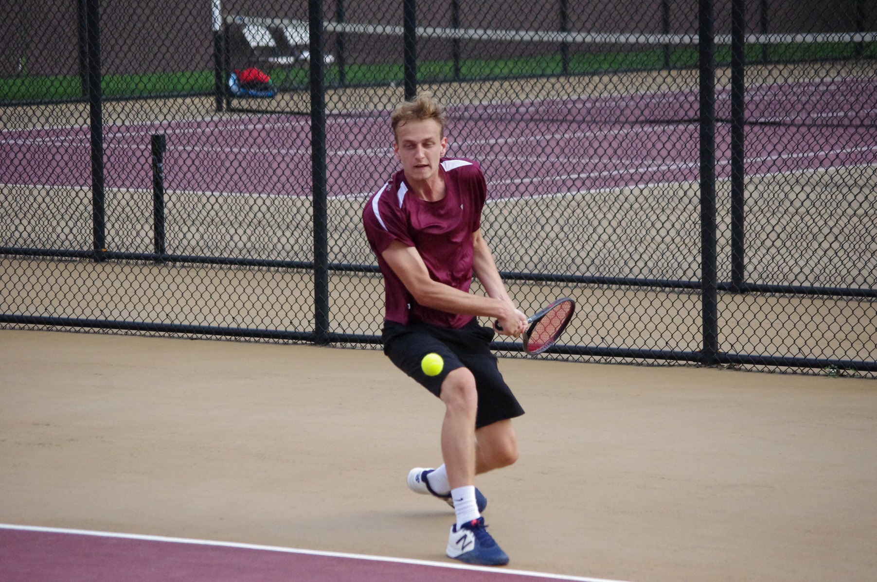 Tiffin Trips Up Men's Tennis 5-4