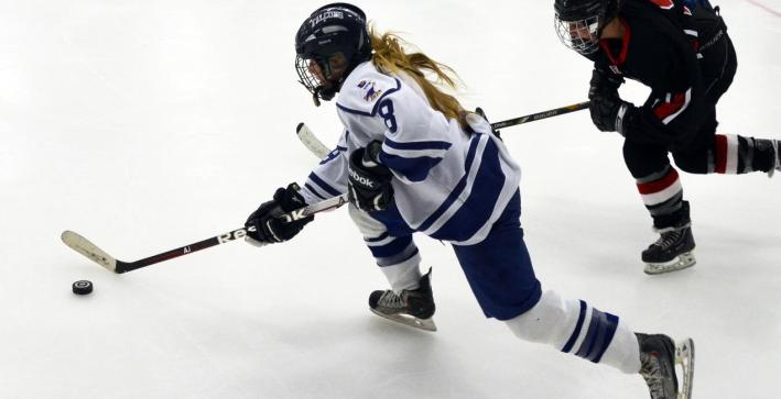 No. 6 UW-River Falls completes sweep over Women's Hockey