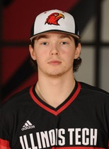 Upham named Association of Division III Independents Baseball Player of the Week