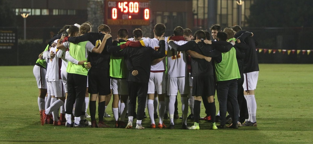 CMS Men's Soccer Looks to Carry Regular Season Success into SCIAC Playoffs
