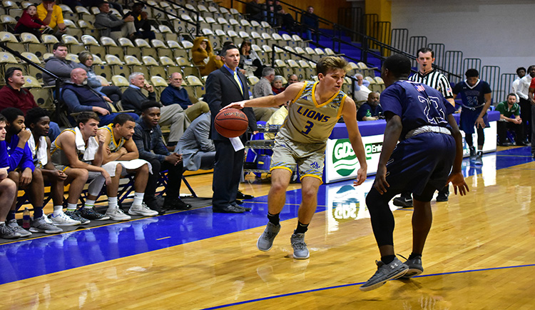 Lions open 2019 with exhibition versus Radford