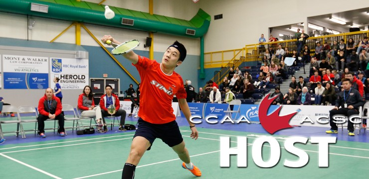 Seneca to host CCAA Badminton Nationals in March