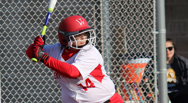 Pitching, Defense Spark Softball Sweep of SUNY Poly