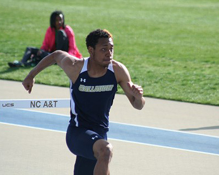 Flowers, Haynes break their own school records at Aggies Last Chance Meet