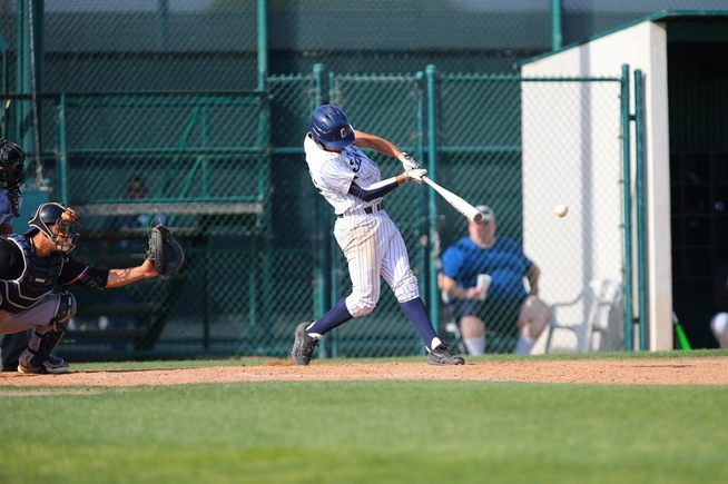 File Photo: Jesus Mercado hit a 2-run home run against Cuesta
