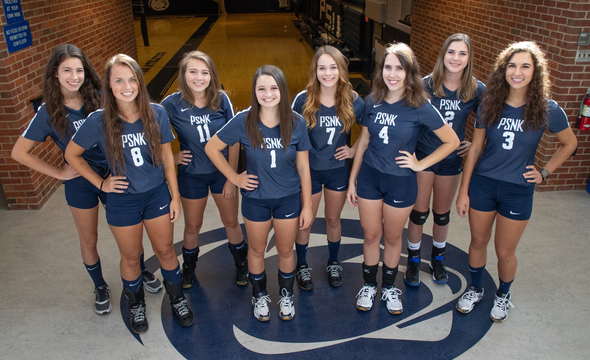 Women's Volleyball Falls to Mont Alto