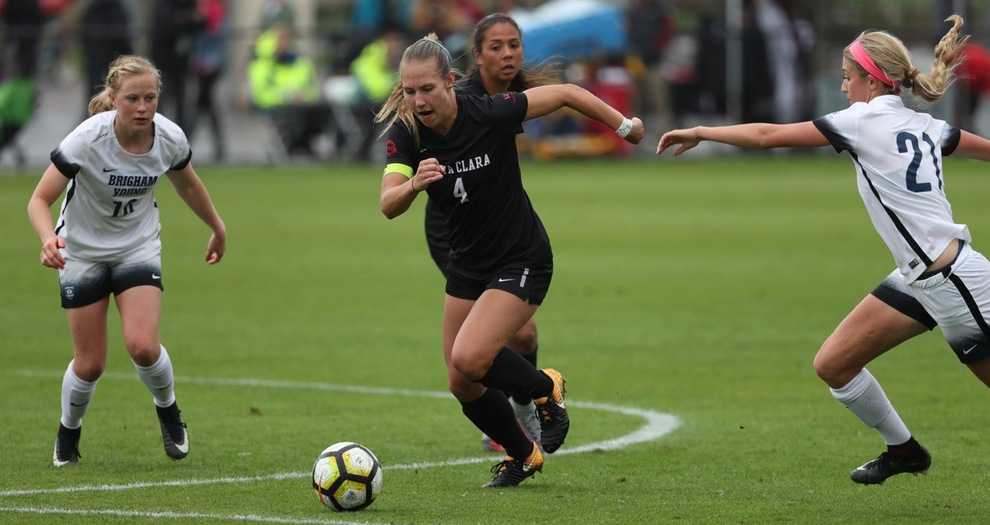 Women's Soccer Heads to Cal for First Round of NCAA Tournament