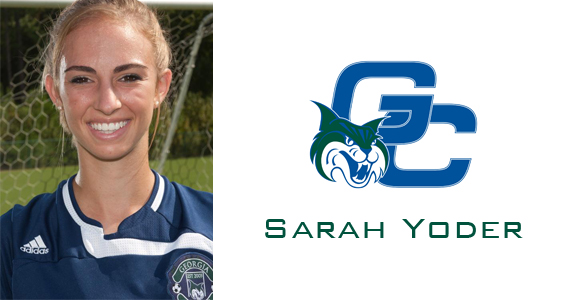 Sarah Yoder Featured in The Capital Sports Report