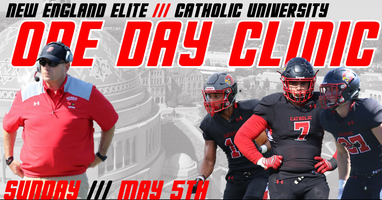 Catholic to Host New England Elite Football Clinic May 5