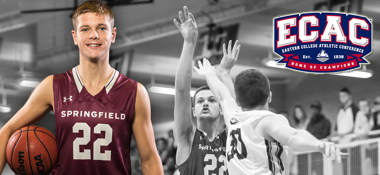 Ross Chosen as ECAC Division III New England Men's Basketball Rookie of the Year
