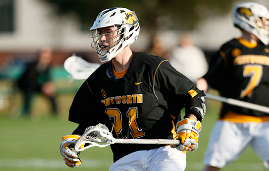 Men's Lacrosse Cruises Past Becker