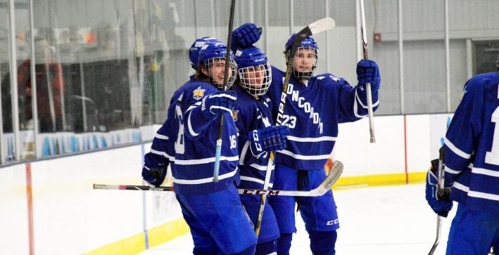 #CUWStatsInfo: Men's Hockey sets several program records in 2013-14