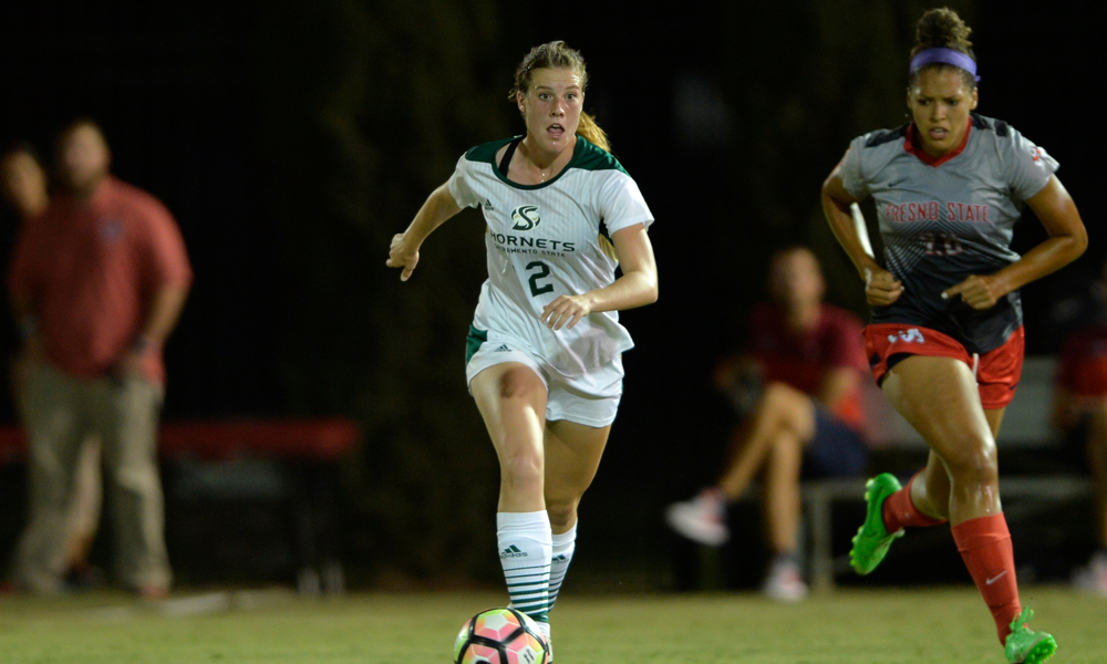 WOMEN'S SOCCER EARNS 1-0 WIN OVER BYU-HAWAII IN OVERTIME