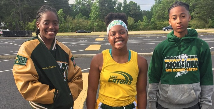 Gator Track Athletes Qualify for State Championship