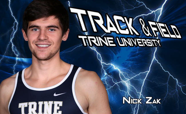 Nick Zak Named Google Cloud Academic All-District