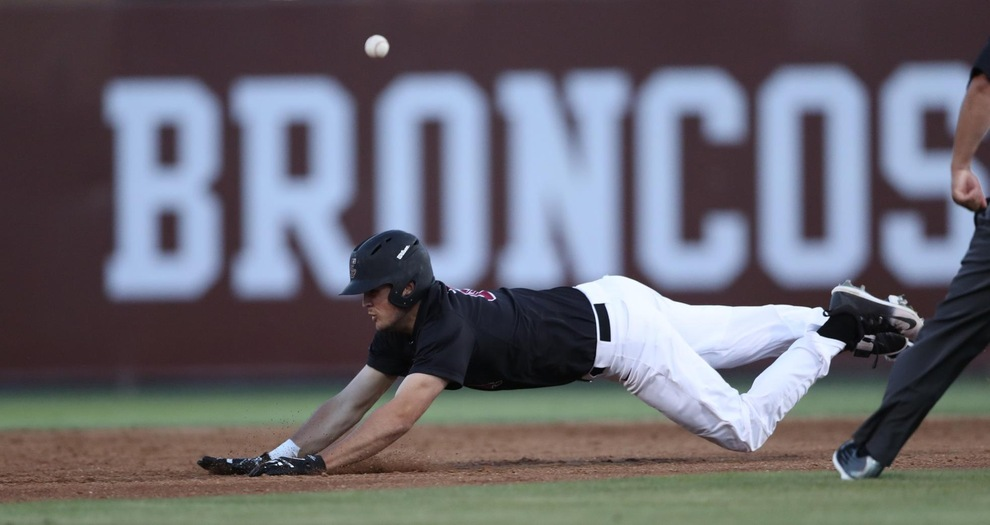 Baseball Welcomes Crosstown Rival San José State On Tuesday