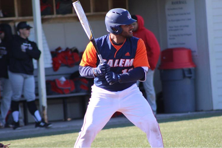 Five-Run Eighth Leads Salem State to Come-From-Behind-Victory Over Framingham State