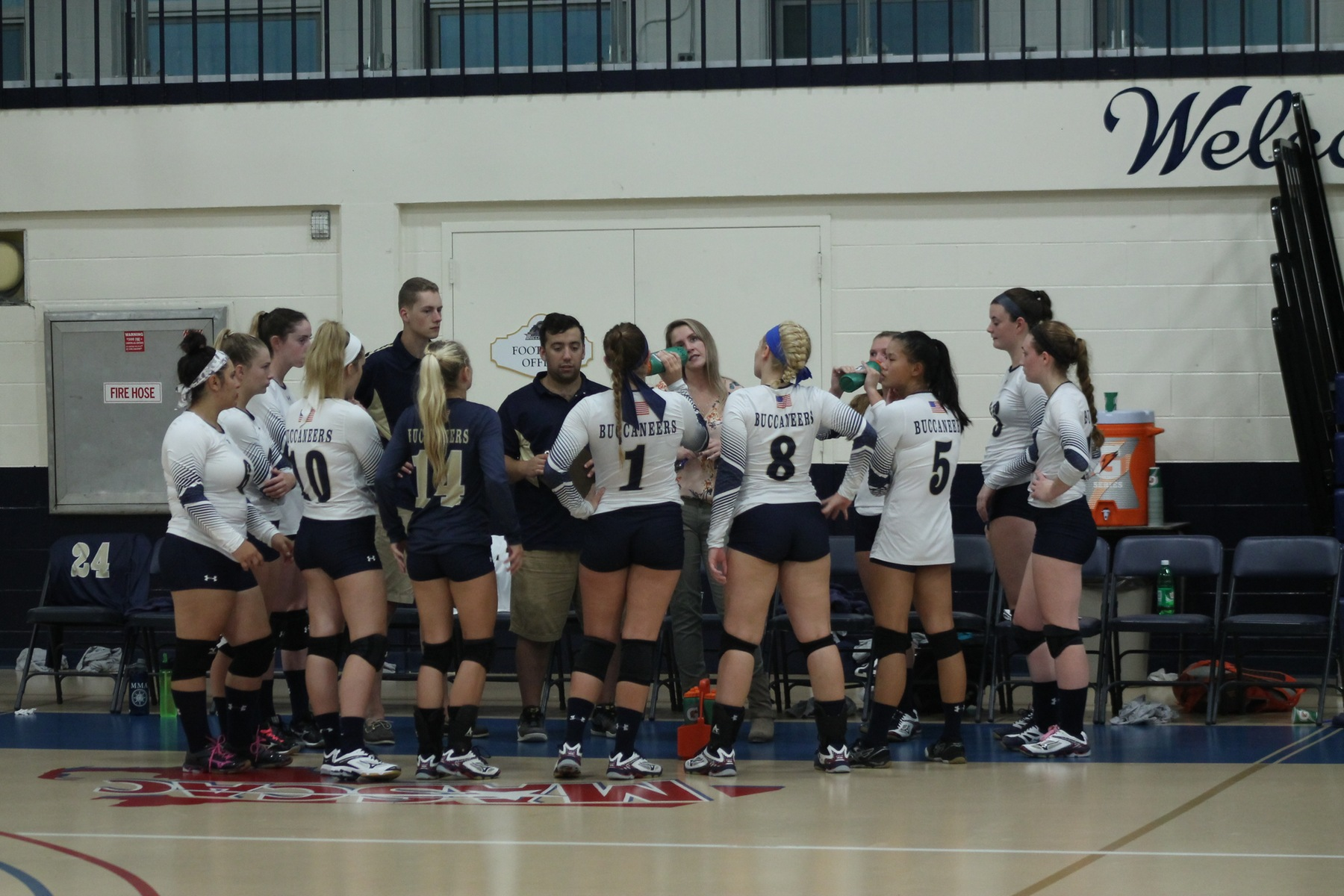 Bucs Drop Second Game of Maritime Classic to Maine Maritime