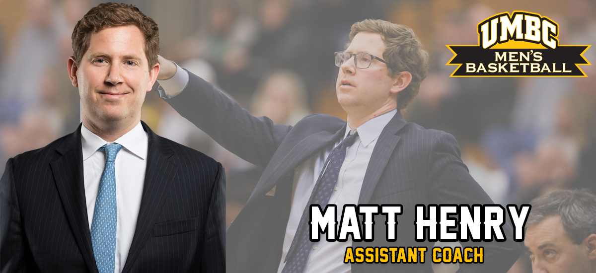 Matt Henry Joins Men's Basketball Staff as Assistant Coach
