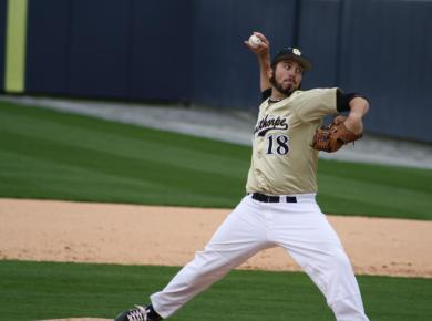 Baseball Swept at Birmingham-Southern, Lose Final Game 12-6