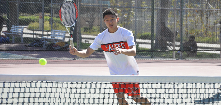 Brewers Top Caltech; Mernik Posts Second Straight Singles Win
