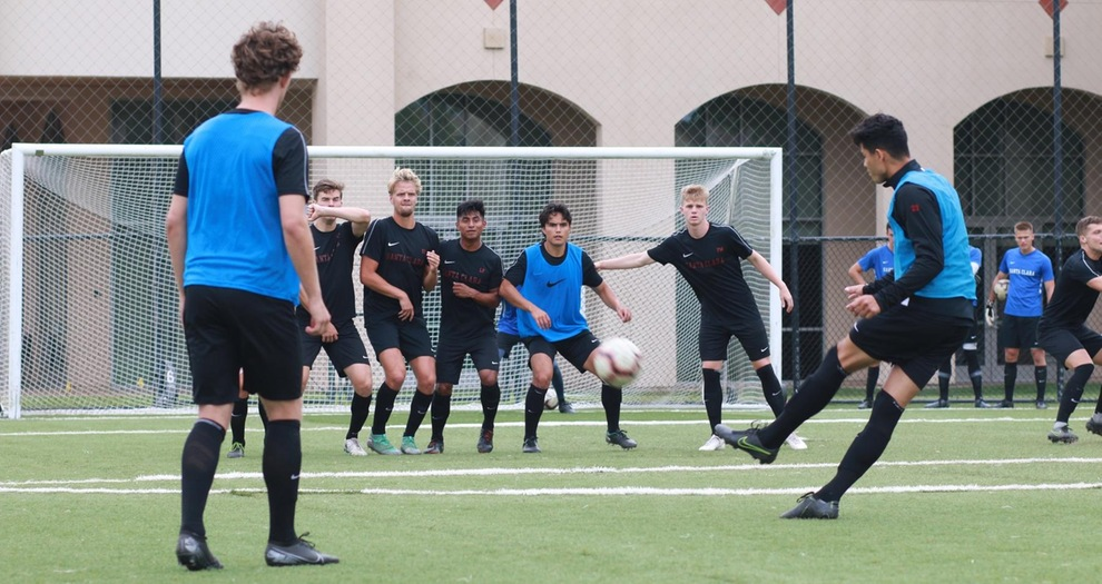 Men's Soccer Face UNLV in First True Road Match of the Season